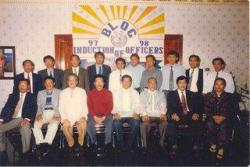 Bohol Leyte OFW Cooperative-Founding Members with former Welfof Iriles Ladjabasal and Former Consul Garibay now ConGen in Australia