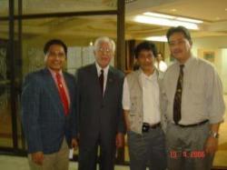 Bioux Manilum (Bisaya Group), Amba Villamor, BoangA & OFW Congress Pres. Alex Veloso Bello