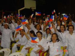 Filipina Nurses in Riyadh