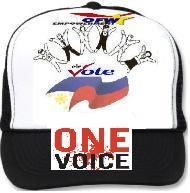 One Political Party One OFW Voice
