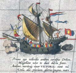 Magellan's Galleon