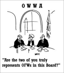 OWWA Board of Trustees