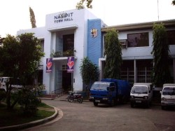 Nasipit Town Hall (Agusan Del Norte)
