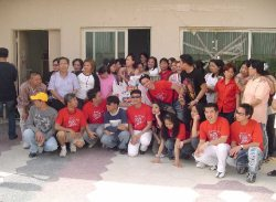 FilCom visit Bahay Kalinga