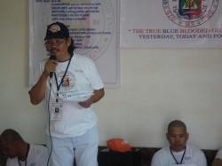 """GBI Founder Founder Senando """"Tiger"""" Garcia"""