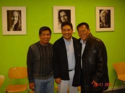 Anak Mindanao Party List Representative Cong. Mujib Hataman, Alex Bello & Misamis Oriental Gov. Oscar Moreno