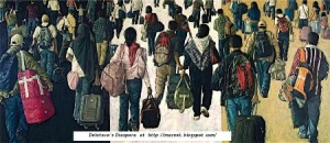 Philippine Unemployment-Filipino Diaspora