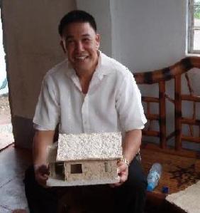 Tabon Tabon, Leyte Mayor Rusty Balderian