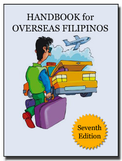 Handbook for Overseas FIlipinos (click handbook cover for the full text)