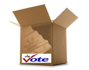 OFW Vote