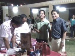 (NKSAI Officers) Jhun Redoble & Manny Pasinio