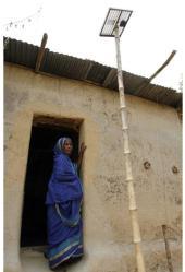 Solar Powered Rural Electrification in Bangladesh