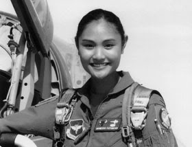U.S. Air Force Captain Monessa Catuncan